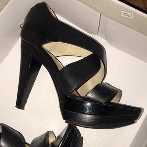 Michael Kors Elena Platform Sandals